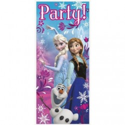 Disney Frozen Door Poster Decoration (Each)