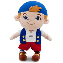 Cubby Plush - Jake and the Never Land Pirates - Small - 10''