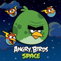 Angry Birds Space Napkins (16-Pack)