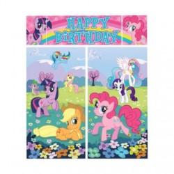My Little Pony Scene Setter Wall Dec. Kit (each)