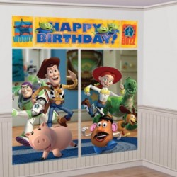 Toy Story Scene Setter Wall Decorating Kit (Each)